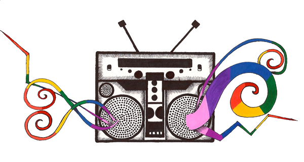Rainbow Stereo